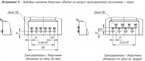 Варианты исполнения ТЛО-10 М1